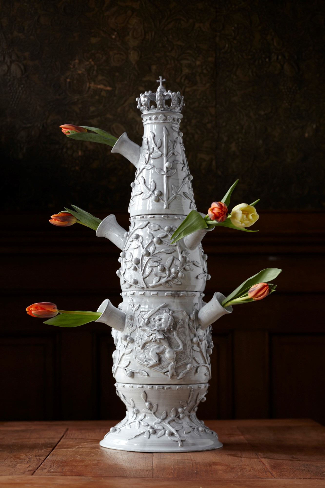 Tulip vase - King Willem Alexander